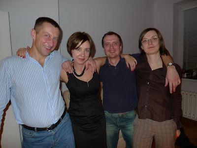 Jak się bawiliśmy w Sylwestra/Our New Year's Eve Party