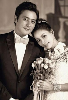 Sinopsis Drama dan Film Korea: Jang Dong Gun and Go So Young Wedding