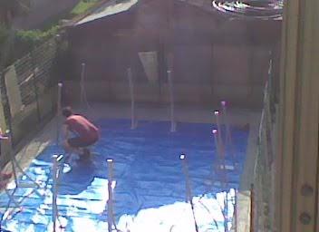 Sputailrospo la piscina fuoriterra bilancio di fine stagione - Cosa mettere sotto piscina fuori terra ...