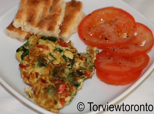 moist omelette