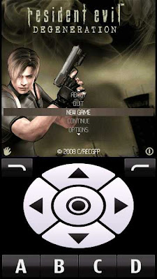 Resident Evil Degeneration Nokia 5800