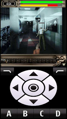 Resident Evil Degeneration Nokia N97