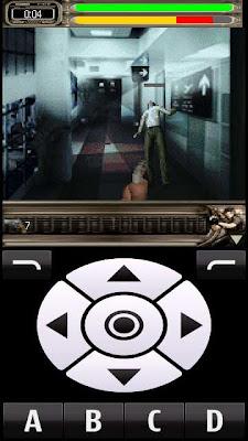 Resident Evil Degeneration Nokia N97