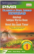 Buku Ulasan Komsas