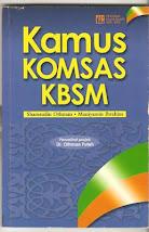Kamus Komsas KBSM