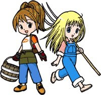 Harvest Moon Cute for DS