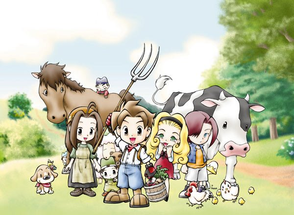 Harvest Moon Forever