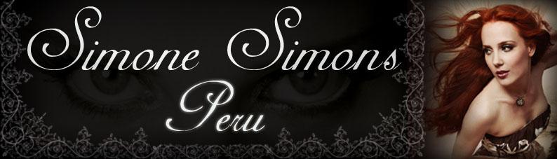 Simone Simons Perú