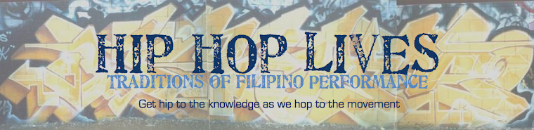 Hip Hop Lives: Traditions of Filipino Performance