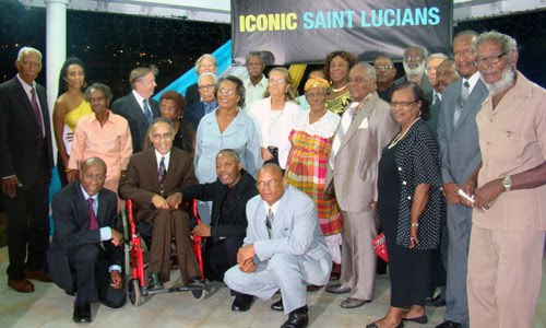 'Iconic Saint Lucians' Launched