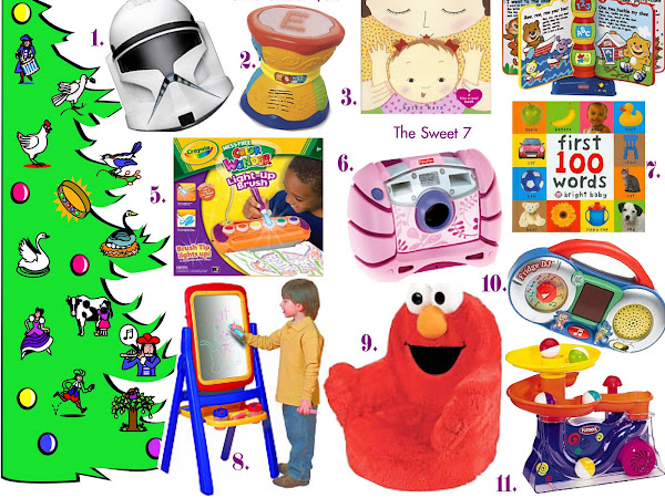 Gifts Under $50 - For Baby & Toddler!