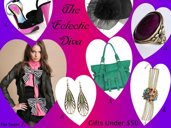 Gifts Under $50 - The Eclectic Diva