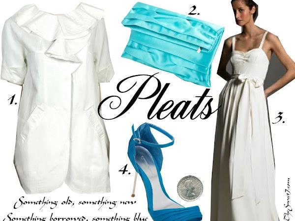 Pleats, Pleats, Pleats
