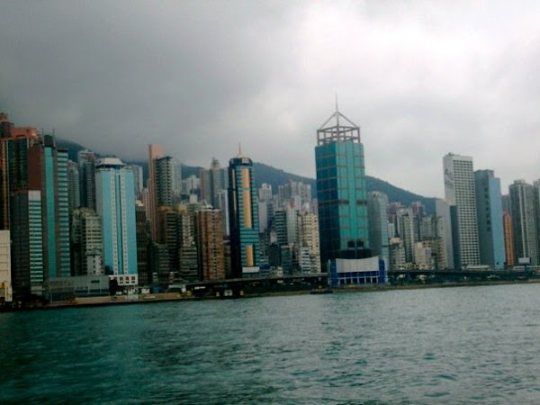 My Hong Kong Trip in 2005!