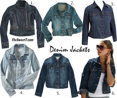 Denim Jackets For Women