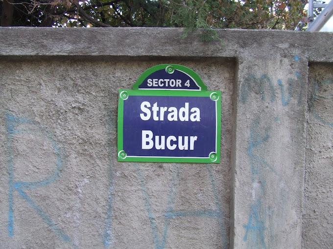 Strada Bucur