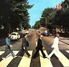 Que estar pasando ahora por Abbey Road?