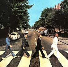 ¿Que estará pasando ahora por Abbey Road?