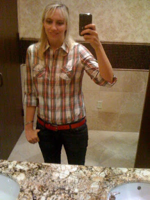 modern day cowgirl @ Brittany's Cleverly Titled Blog
