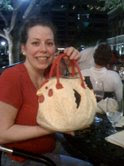 Chicken Purse @ Brittany's Cleverly Titled Blog