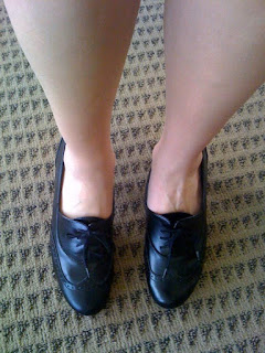 6-feet tall with 3-inch heels @ Brittany's Cleverly Titled Blog