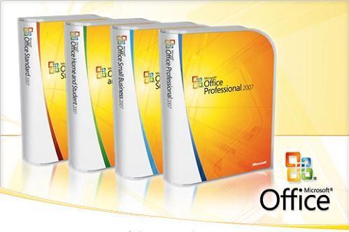 Microsoft Office 2007 & 2010 AIO(2011)