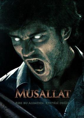 Filme Musallat DVDRip RMVB Legendado