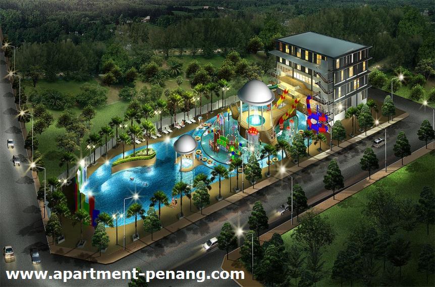 Pinang Laguna Condo Apartment Penang Com