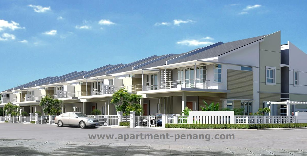 Ideal Property Development Sdn Bhd : One residence apartment penang