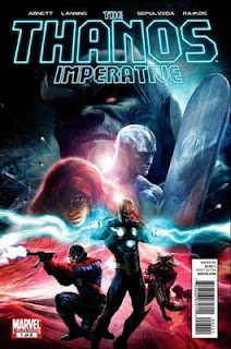 The Thanos Imperative #1 - Comic of the Day