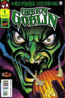 Green Goblin #1 - Comic of the Day