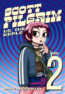 Scott Pilgrim Vs. the World Vol. 2 - Comic of the Day