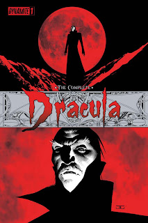 The Complete Dracula #1 - Comic of the Day