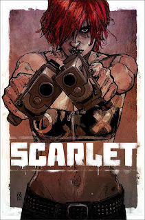 Scarlet #1 - Comic of the Day
