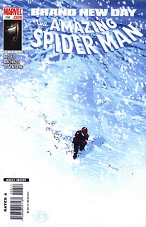 The Amazing Spider-Man #556 - Comic of the Day