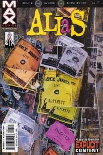Alias #7 - Comic of the Day