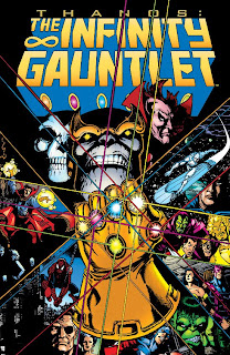 The Infinity Gauntlet #1 - Comic of the Day