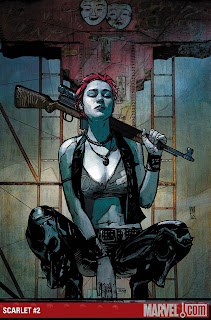 Scarlet #2 - Comic of the Day