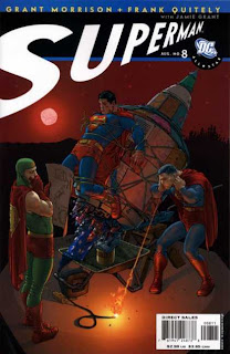 All-Star Superman #8 - Comic of the Day