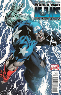 World War Hulks: Captain America Vs. Wolverine #2 - Comic of the Day