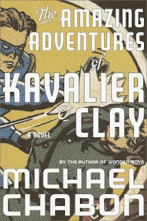 The Amazing Adventures of Kavalier & Clay - Comic of the Day