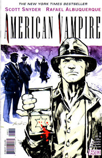 American Vampire #8 - Comic of the Day