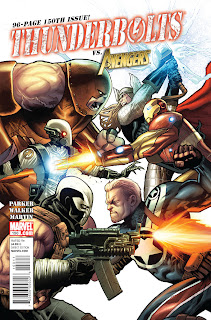 Thunderbolts #150 - Comic of the Day