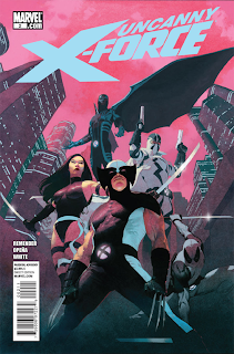 Uncanny X-Force #2 - Comic of the Day
