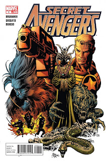Secret Avengers #8 - Comic of the Day