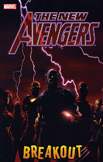 The New Avengers: Breakout - Comic of the Day