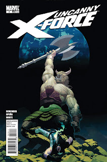 Uncanny X-Force #3 - Comic of the Day
