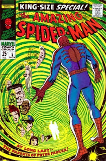 The Amazing Spider-Man Annual #5 - Comic of the Day