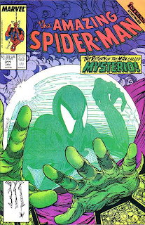 The Amazing Spider-Man #311 - Comic of the Day