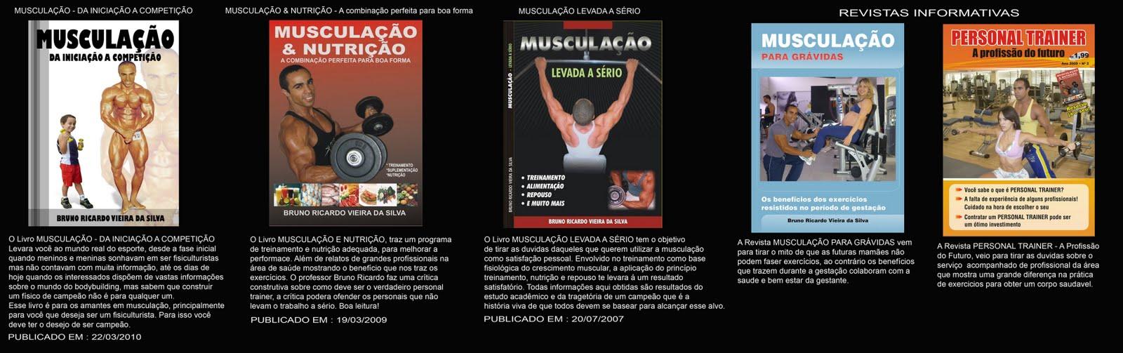 Publicações De Livros e Revistas do Professor